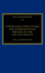 Upper-Voice Structures and Compositional Process in the Ars Nova Motet