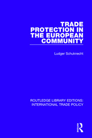 Trade Protection in the European Community