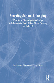 Boosting School Belonging - 1st Edition book cover