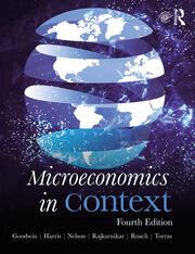 Microeconomics in Context 4e: Goodwin et al