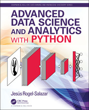 Featured Title - Advanced Data Science and Analytics with Python - 1st Edition book cover