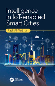 Featured Title - Intelligence in IoT-enabled Smart Cities - 1st Edition book cover