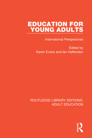 Education for Young Adults (RLE: Adult Education)