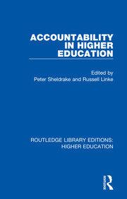 Accountability in Higher Education