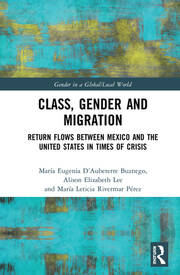 Class, Gender and Migration: Return Flows between Mexico and the United States in Times of Crisis