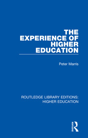 The Experience of Higher Education