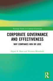 Corporate Governance and Effectiveness: Why Companies Win or Lose