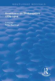 Shakespeare's Americanisms
