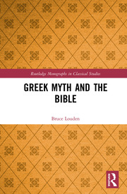 Greek Myth and the Bible