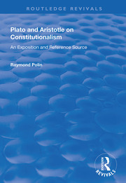 Concepts Aristotle Explicated: The Athenian Constitution