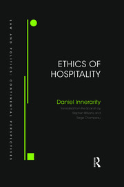 Ethics of Hospitality