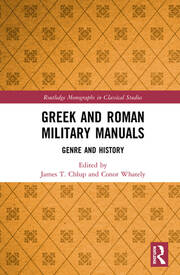 Greek and Roman Military Manuals: Genre and History
