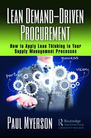Lean Demand-Driven Procurement: Myerson