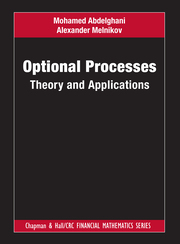 Optional Processes: Stochastic Calculus and Applications