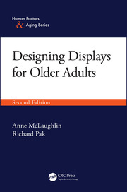 Designing Displays for Older Adults, Second Edition