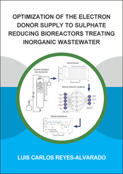 Optimization of the Electron Donor Supply to Sulphate Reducing Bioreactors Treating Inorganic Wastewater