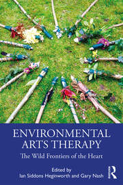Featured Title - Environmental Arts Therapy - 1st Edition book cover