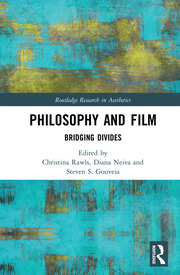 Featured Title - Philosophy and Film: Rawls et al. - 1st Edition book cover