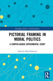 Pictorial Framing in Moral Politics: A Corpus-Based Experimental Study