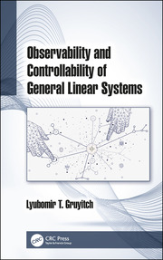 Observability and Controllability of General Linear Systems - 1st Edition book cover