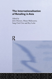 The Internationalisation of Retailing in Asia