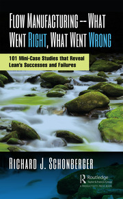 Flow Manufacturing -- What Went Right, What Went Wrong: 101 Mini-Case Studies that Reveal Lean's Successes and Failures