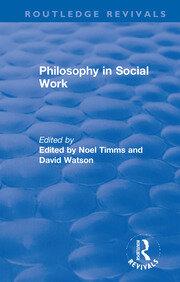 Philosophy in Social Work