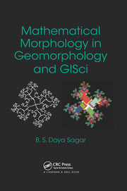 Mathematical Morphology in Geomorphology and GISci