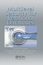 Multilevel Security for Relational Databases