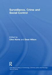 Surveillance, Crime and Social Control