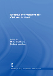 Effective Interventions for Children in Need