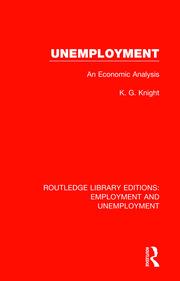 Unemployment: An Economic Analysis