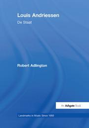 Louis Andriessen: De Staat