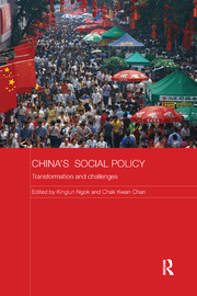 Introduction: rebuilding a welfare system for China's mixed economy