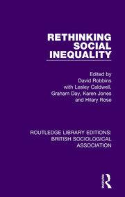 Rethinking Social Inequality