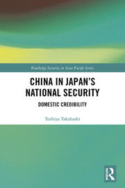 China in Japan's National Security: Domestic Credibilty