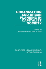 Urbanization and Urban Planning in Capitalist Society