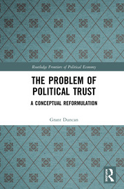 Featured Title - Problem of Political Trust: Grant - 1st Edition book cover