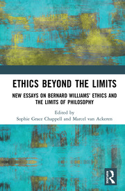 Ethics Beyond The Limits New Essays On Bernard Williams Ethics And  Ethics Beyond The Limits New Essays On Bernard Williams Ethics And The  Limits Of Philosophy  Crc Press Book Help Me Do My Assignment also Thesis Statement For Friendship Essay  What Is An Essay Thesis