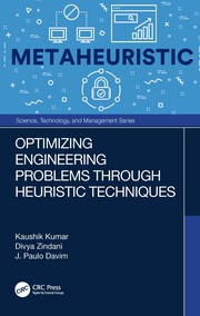Featured Title - Optimizing Engineering Problems through Heuristic Techs - 1st Edition book cover