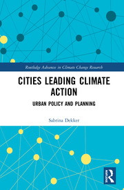 Cities Leading Climate Action: Urban Policy and Planning