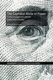 The Capitalist Mode of Power: Critical Engagements with the Power Theory of Value