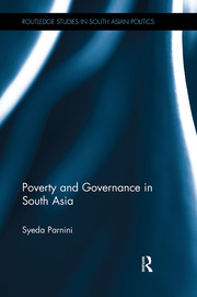 Poverty and Governance in South Asia