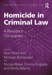 Homicide in Criminal Law: A Research Companion
