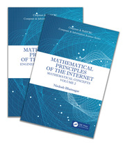 Mathematical Principles of the Internet, Two Volume Set