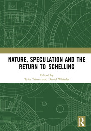 Featured Title - Nature, Speculation and the Return to Schelling - 1st Edition book cover