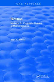 Biofilms: Methods for Enzymatic Release of Microorganisms