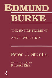 Edmund Burke: The Enlightenment and Revolution