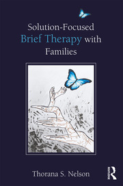 Featured Title - Solution-Focused Brief Therapy with Families - 1st Edition book cover