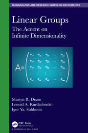 Linear Groups: The Accent on Infinite Dimensionality